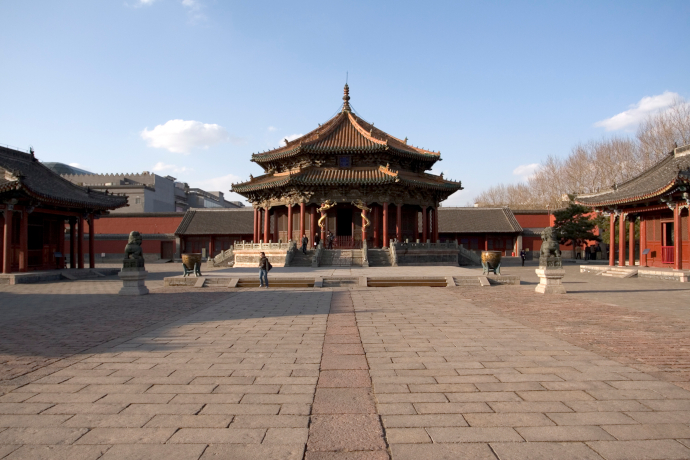Shenyang is the capital of Liaoning province in China.